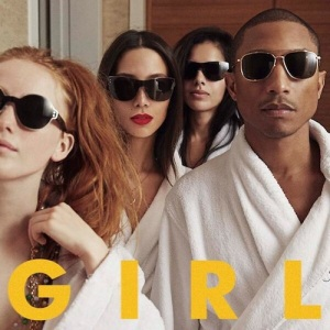 """Girl"" Album Cover"